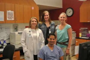 The North Colorado Medical Center has provided advanced care for serious burn injuries through its Western States Burn Center
